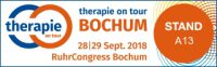 VivoInform-Messestand Therapie on Tour Bochum