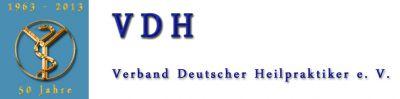 Logo Verband Deutscher Heilpraktiker