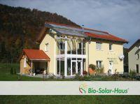 Fertighaus gesund bauen: Bio-Solar-Haus nach dem Haus-im-Haus-Prinzip