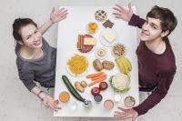 Um sich gesund zu ernähren, sollte die ganze Vielfalt der Nahrungsmittel genossen werden. Foto: Württembergische Versicherung AG