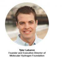 Tyler LeBaron molecular hydrogen foundation