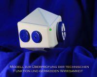 Weltweit erste Hightech-Maske gegen Viren