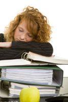 Wenn Schlaf und Stress eine Allianz eingehen – Wer nicht mehr abschalten kann, ist nicht mehr produktiv