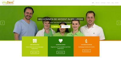 Zahnarztpraxis mit Herz in Kirchrode