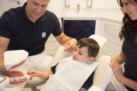 Prophylaxe ist für die Zahngesundheit der Kinder wichtig