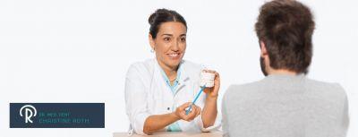 Dr. Christine Roth - Ihre Spezialistin bei Kieferbeschwerden