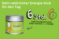 Zenergy Matcha - der natürliche Energie-Kick für den Tag