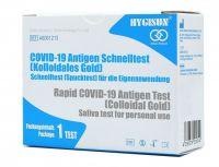 Zulassung von Laientest Anbio/Hygisun (Spucktest) zur Eigenanwendung erhalten!