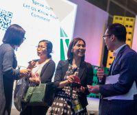Der HKTDC Entrepreneur Day ist die Plattform für Start-ups, um Informationen zu erhalten und zu netzwerken. Foto: HKTDC