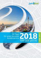 """""""50 TIPPS FÜR EINEN BESSEREN KUNDENSERVICE - BAND 5"""" von junokai GmbH"""