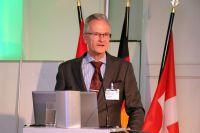"""""""Das neue VTH-Markenzeichen steht für die Qualität des Technischen Handels"""", versichert VTH-Vorsitzender Peter Mühlberger."""