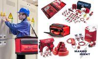 Arbeitssicherheit: Lockout-Tagout Sets zur Wartung und Reparatur