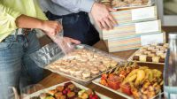 Catering per Post, bundesweit