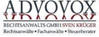 Advovox Rechtsanwalts GmbH Sven Krüger