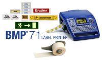 Brady Drucker BMP71 – Ein mobiler Drucker der auch für den PC-Betrieb geeignet ist