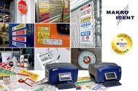 Brady Thermotransfer-Farbdrucker für industrielle Kennzeichnungen