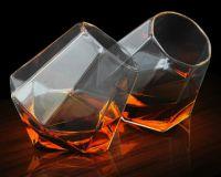 Die Whiskeygläser im Diamant-Look von Thumbs Up (UK) Ltd.. Foto: Firma