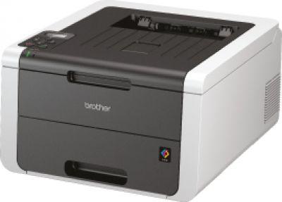 Brother HL-3150CDW mit günstigen Toner