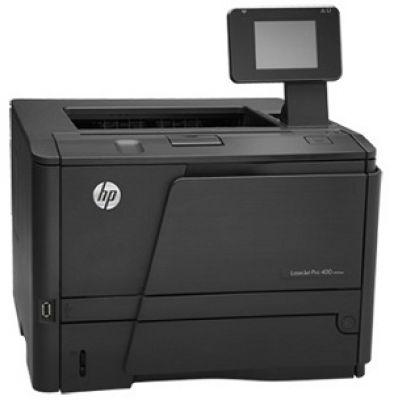 HP LaserJet Pro 400 M401dn mit günstigen Toner auf Rechnung kaufen