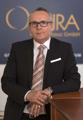 Alexander Filkorn, GF der Ophira Handelshaus GmbH