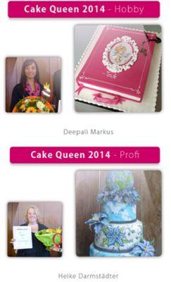Cake Queen 2014