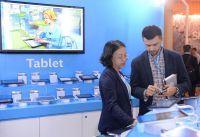 Mobile Geräte wie Smartphones und Tablets werden auch auf der diesjährigen Messe stark nachgefragt sein.