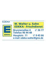 EDEKA FRISCHDIENST W.Walter und Sohn