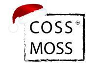COSS-MOSS - Das Bio-Nachhalting-Fair Portal präsentiert seine neue Weihnachtsrubrik