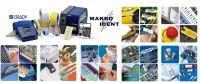Etiketten und Farbbänder für alle Brady Thermotransfer-Drucker