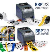 Etikettendrucker BBP33 – So einfach muss Etikettendruck sein