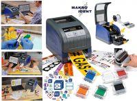 Etikettendrucker BradyPrinter i3300 mit sehr einfacher Bedienung