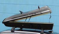 Beluga 200 x 90 x 50 cm mit Surfbretthalter für den Kite-Surfer