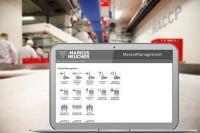 MesserManagement-System des Fachhändlers Markus Heucher für Schlachthöfe, Zerlegebetriebe, Metzgereien und Fleischereien