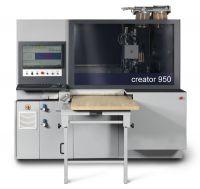 FORMAT-4 creator 950 - Traditionelle CNC-Bearbeitung aus einer neuen Perspektive