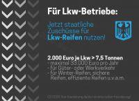 Für Lkw-Betriebe: So können Sie viele 1.000 Euro beim Reifen-Kauf sparen