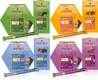 Die neue HACHEZ Ursprungschocolade: Sortenreine Chocoladen aus Ursprungsländern