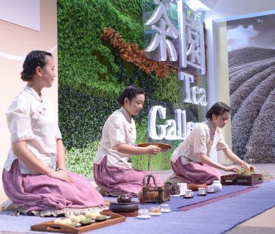 Hier dreht sich alles rund um den Tee und Teegenuss: die HKTDC Hong Kong International Tea Fair. Foto: HKTDC