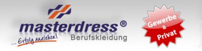Logo masterdress-berufsbekleidung