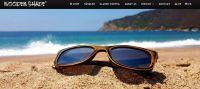 Holz Sonnenbrillen von Wooden Shade – Unikate für Jedermann