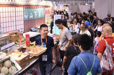 Rund eine halbe Million Besucher verzeichneten die Messen in 2017. Foto: HKTDC