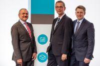 Wolfgang seifert, Guido Lehrke und René Koch