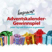 kasuwa Adventskalender - Jeden Tag ein tolles Produkt aus dem riesigen Sortiment von kasuwa zu gewinnen
