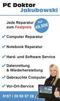 Laptop Reparatur in Essen - PC Doktor Jakubowski