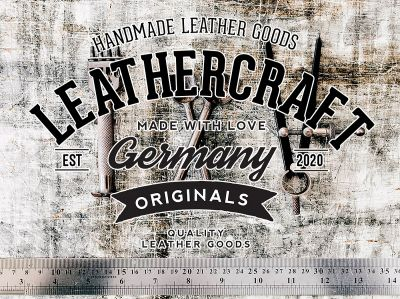 Ledermanufaktur LeatherCraft Germany - handmade in Germany. With passion. And skills.