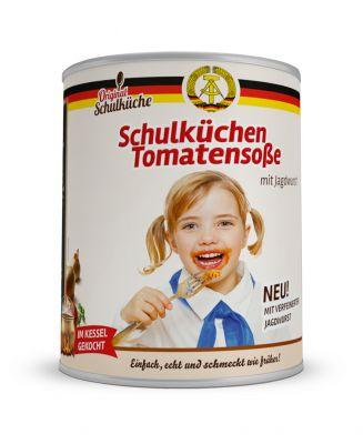 Original DDR Schulküchentomatensoße