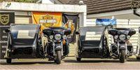 JG-Bestattungsmotorräder