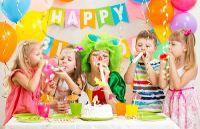 Luftballons für Geburtstag