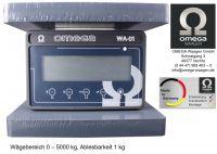 Maschinenwaage von OMEGA Waagen GmbH