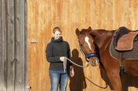 Gewinnerin der Cavallo Leserwahl 2012