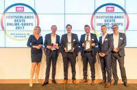 mySpirits.eu Preisträger bei Deutschlands Beste Online-Shops 2017